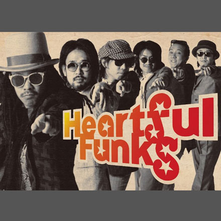 Heartful★Funks(from大阪)